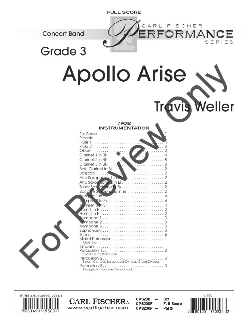 Apollo Arise Thumbnail