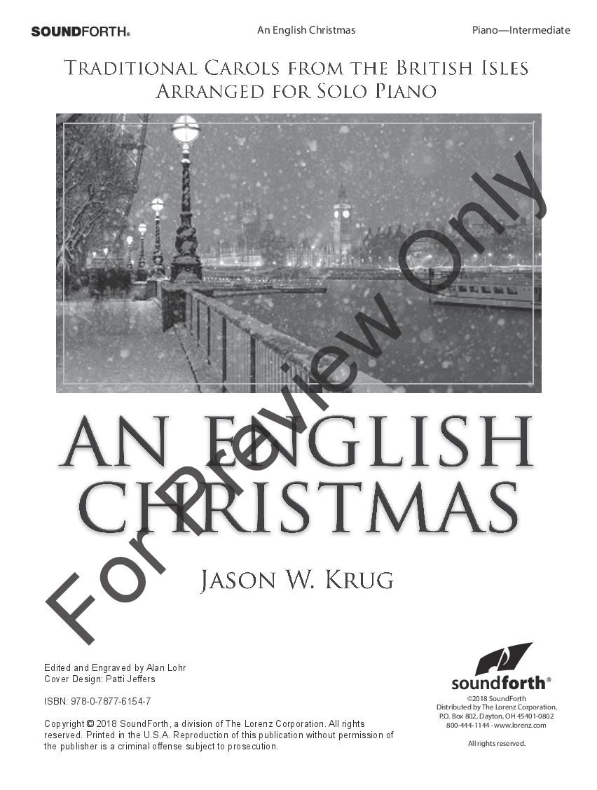 An English Christmas Thumbnail