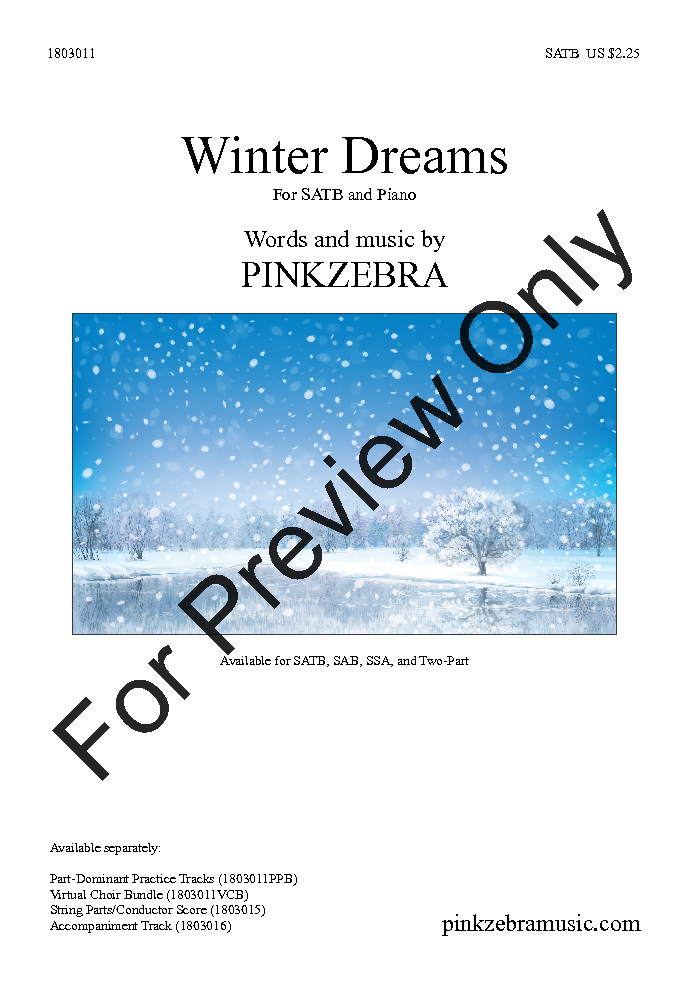 Winter Dreams Thumbnail