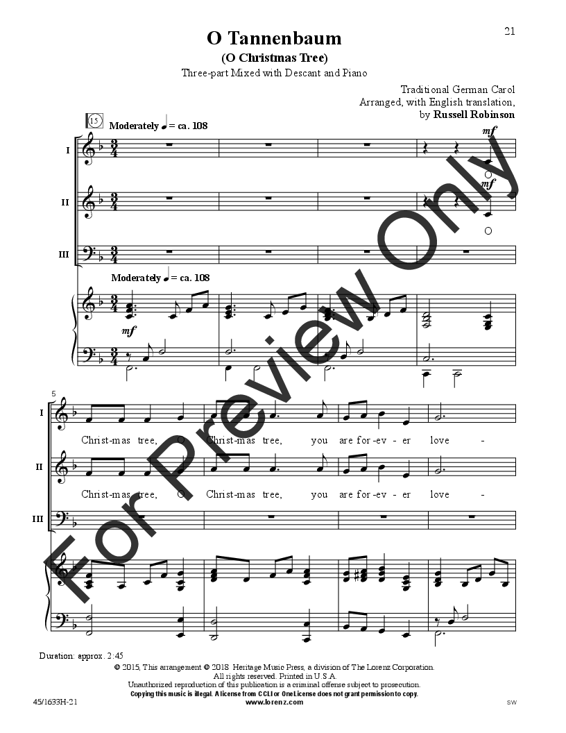 Sing a Merry Christmas! Thumbnail