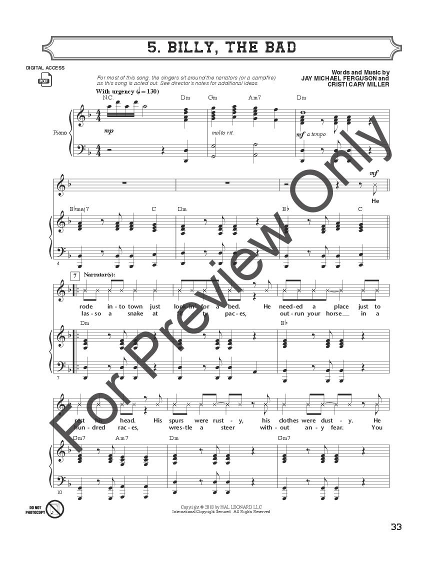 Yee Haw! (Teacher's Edition ) by Jay Ferguso | J W  Pepper