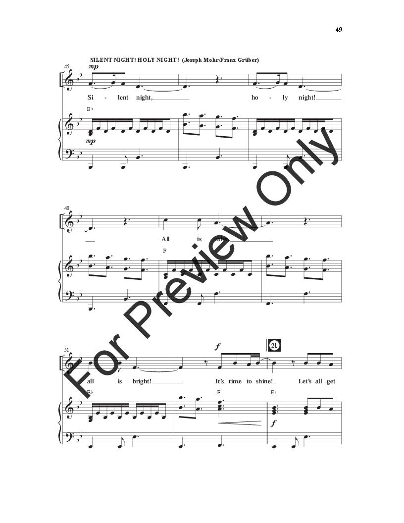 Star Search Unison Two Part Choral Score Nb J W Pepper Sheet Music