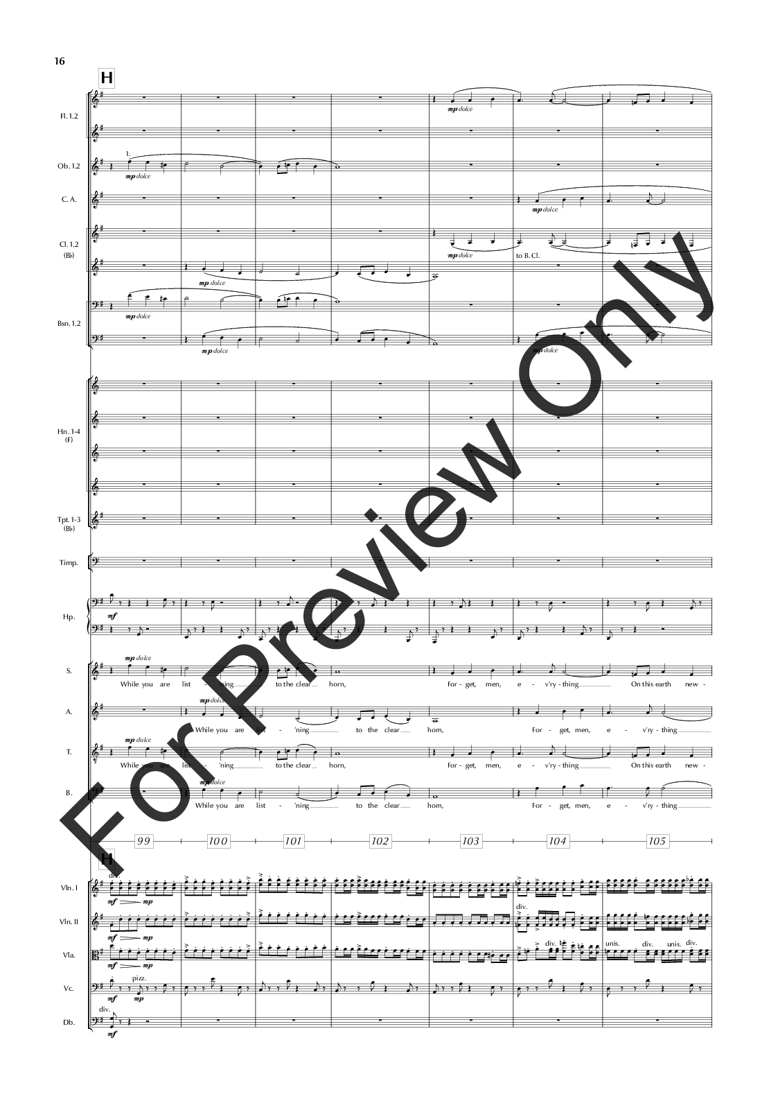 The Great War Symphony Thumbnail
