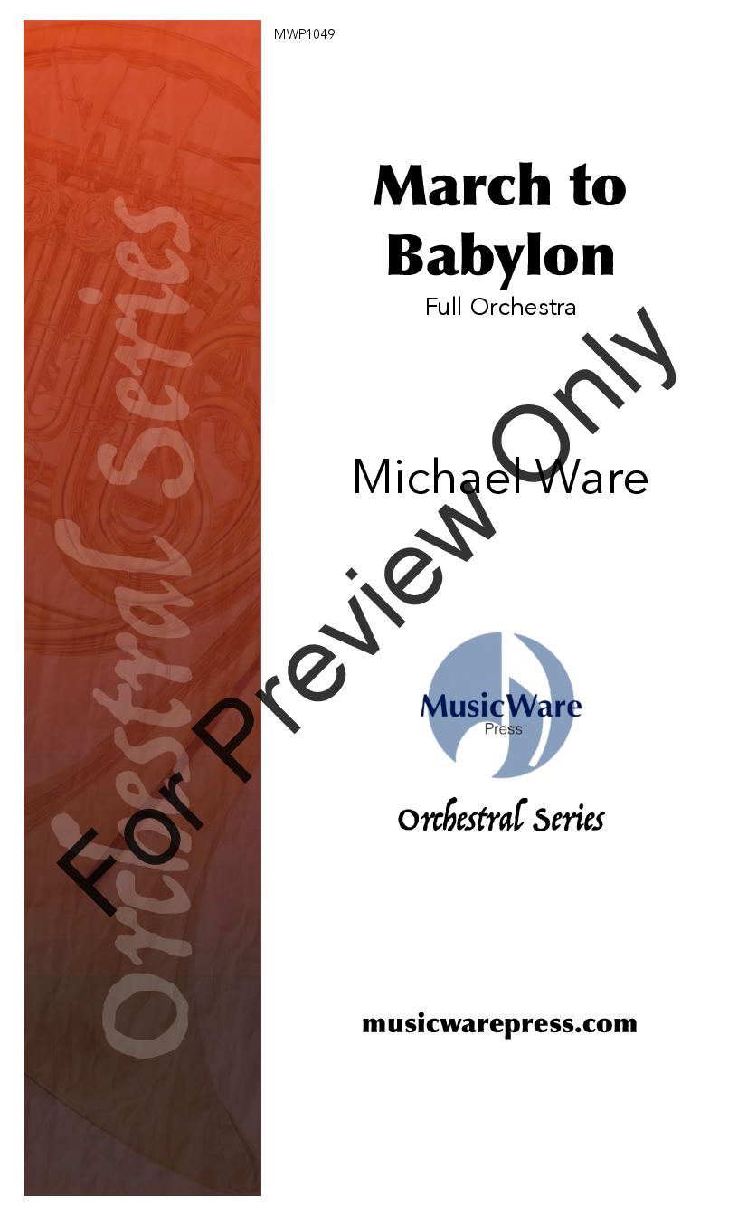 March to Babylon Thumbnail