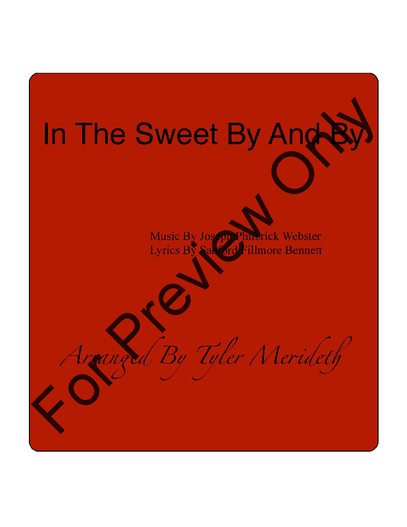 In the Sweet By and By Thumbnail