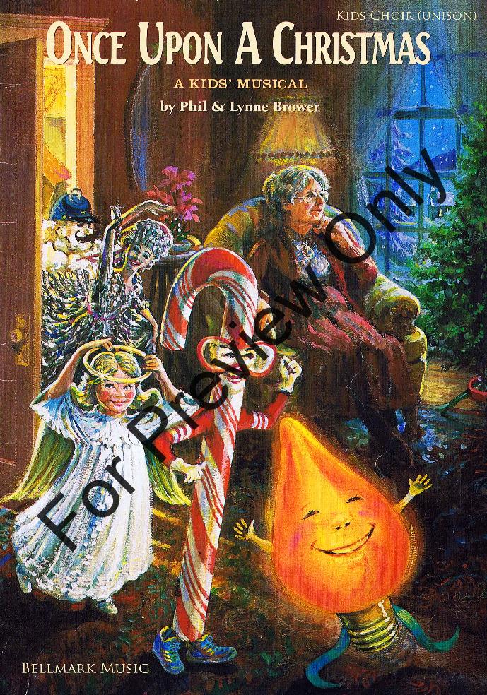 Once Upon a Christmas Thumbnail