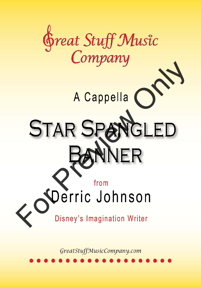 The Star Spangled Banner Thumbnail