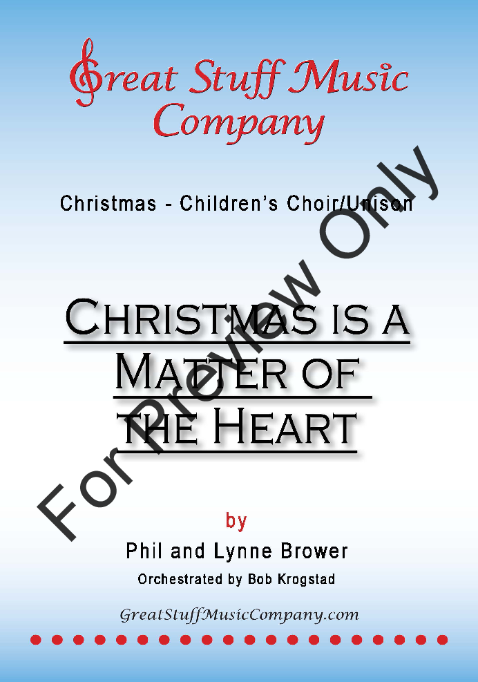 Christmas is a Matter of the Heart Thumbnail