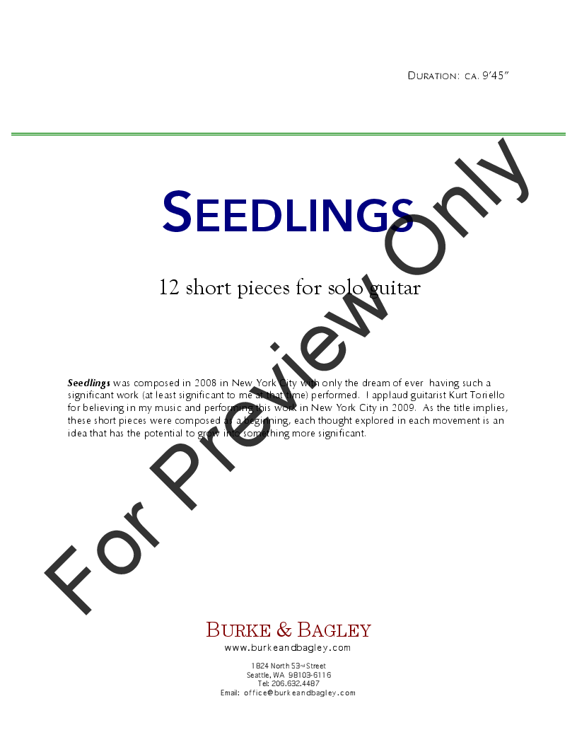 Seedlings Thumbnail