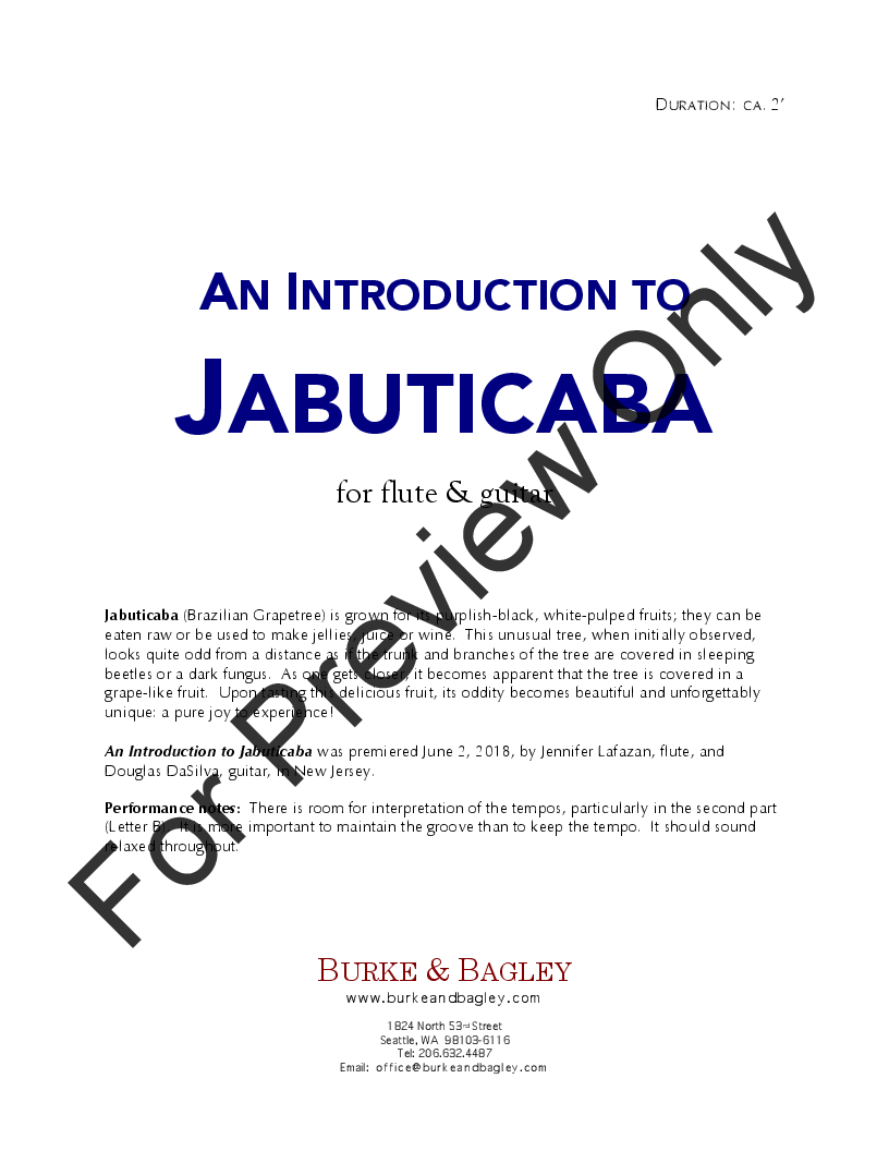An Introduction to Jabuticaba Thumbnail