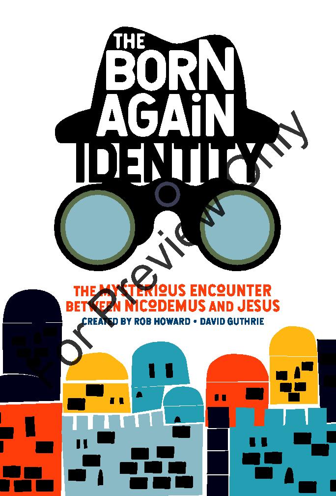 The Born Again Identity Thumbnail