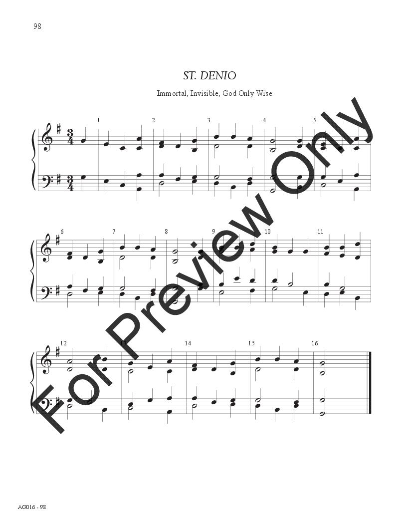 50 Quick Hymn Accompaniments Thumbnail
