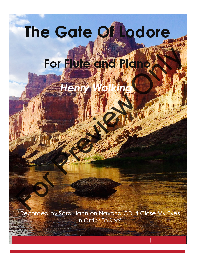 The Gate Of Lodore Thumbnail