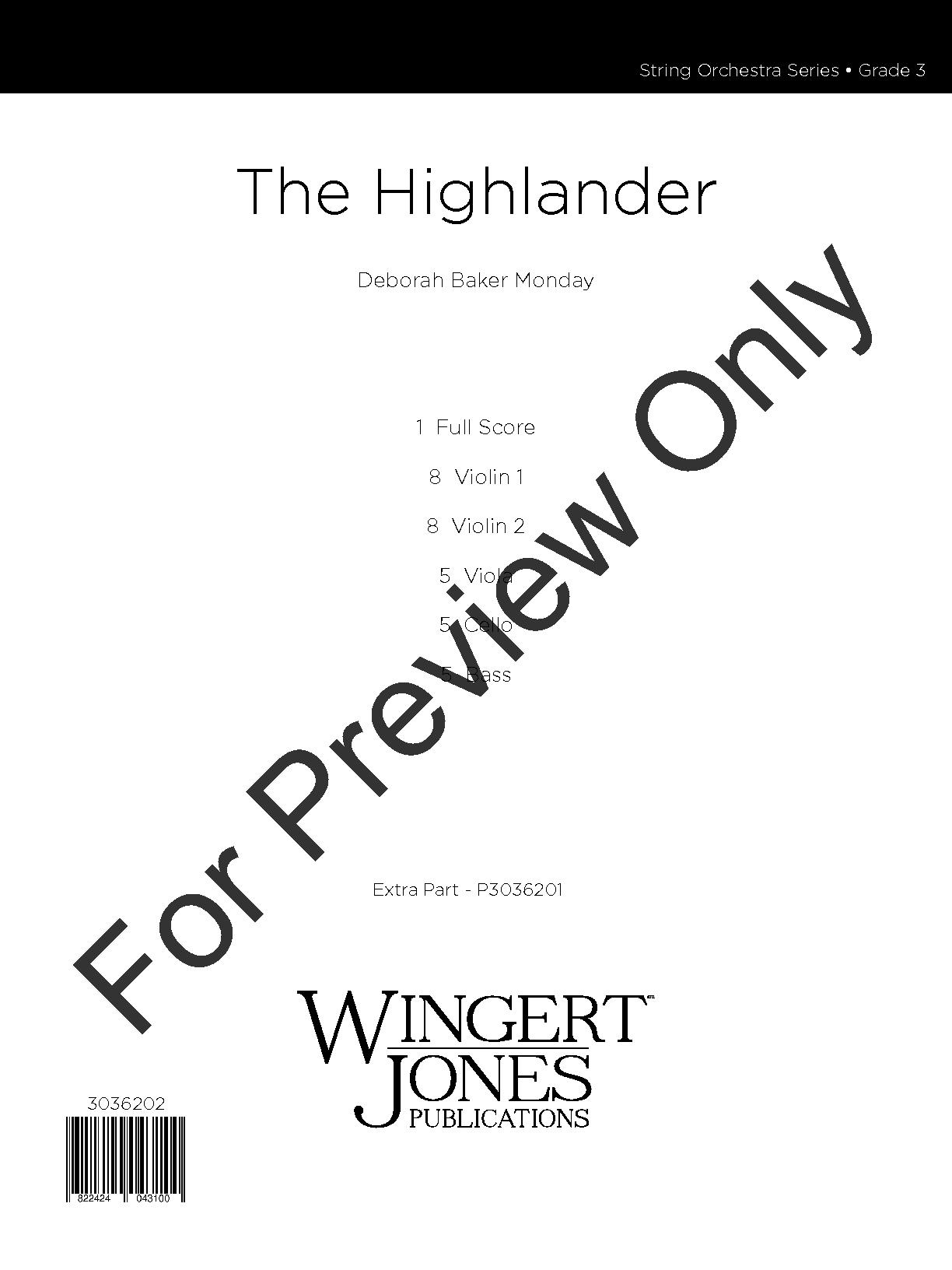 The Highlander Thumbnail