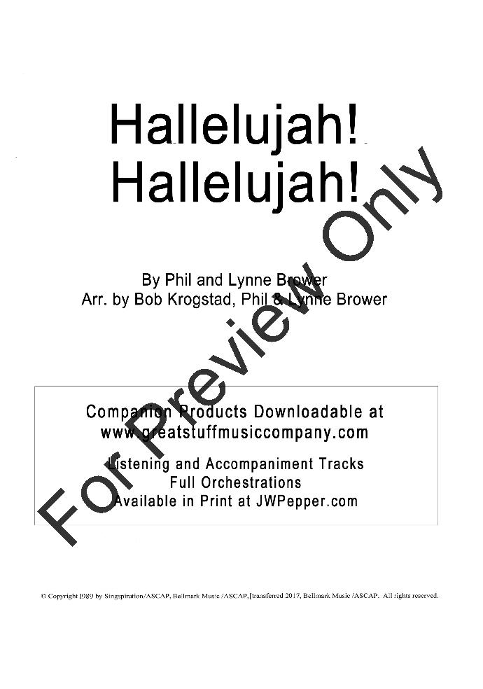 Hallelujah! Hallelujah! Thumbnail