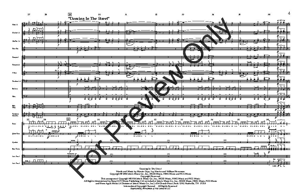 Motown Opener arr  Tom Wallace| J W  Pepper Sheet Music