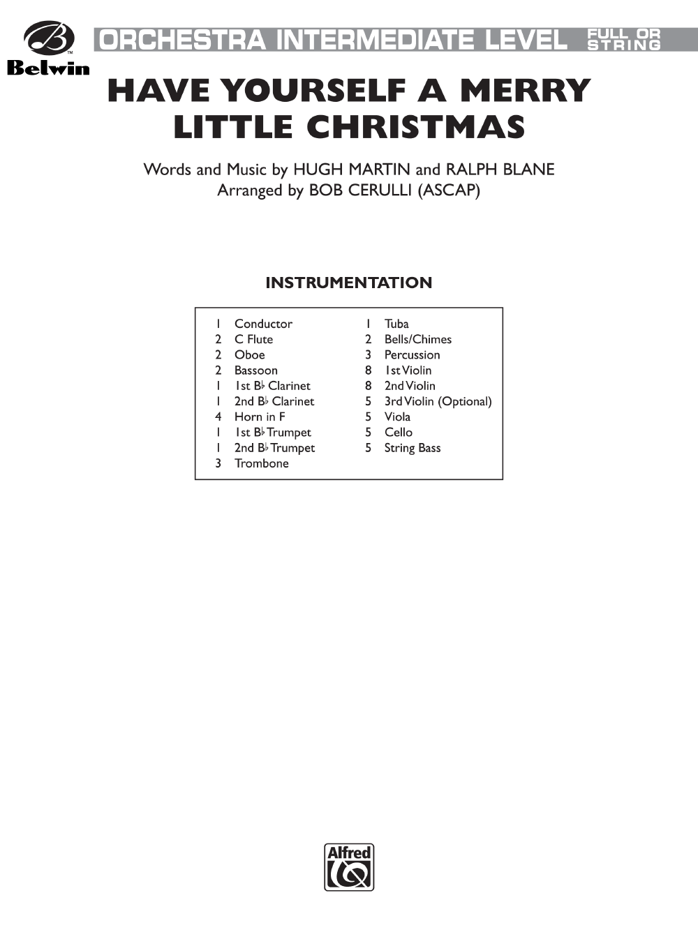 Have Yourself A Merry Little Christmas Violin Sheet Music.Have Yourself A Merry Little Christmas Arr Bob C J W