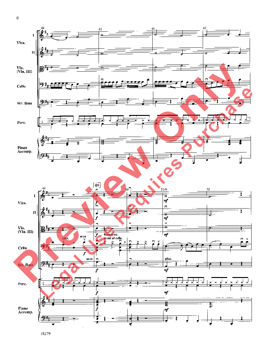 Cellos Ole! Thumbnail