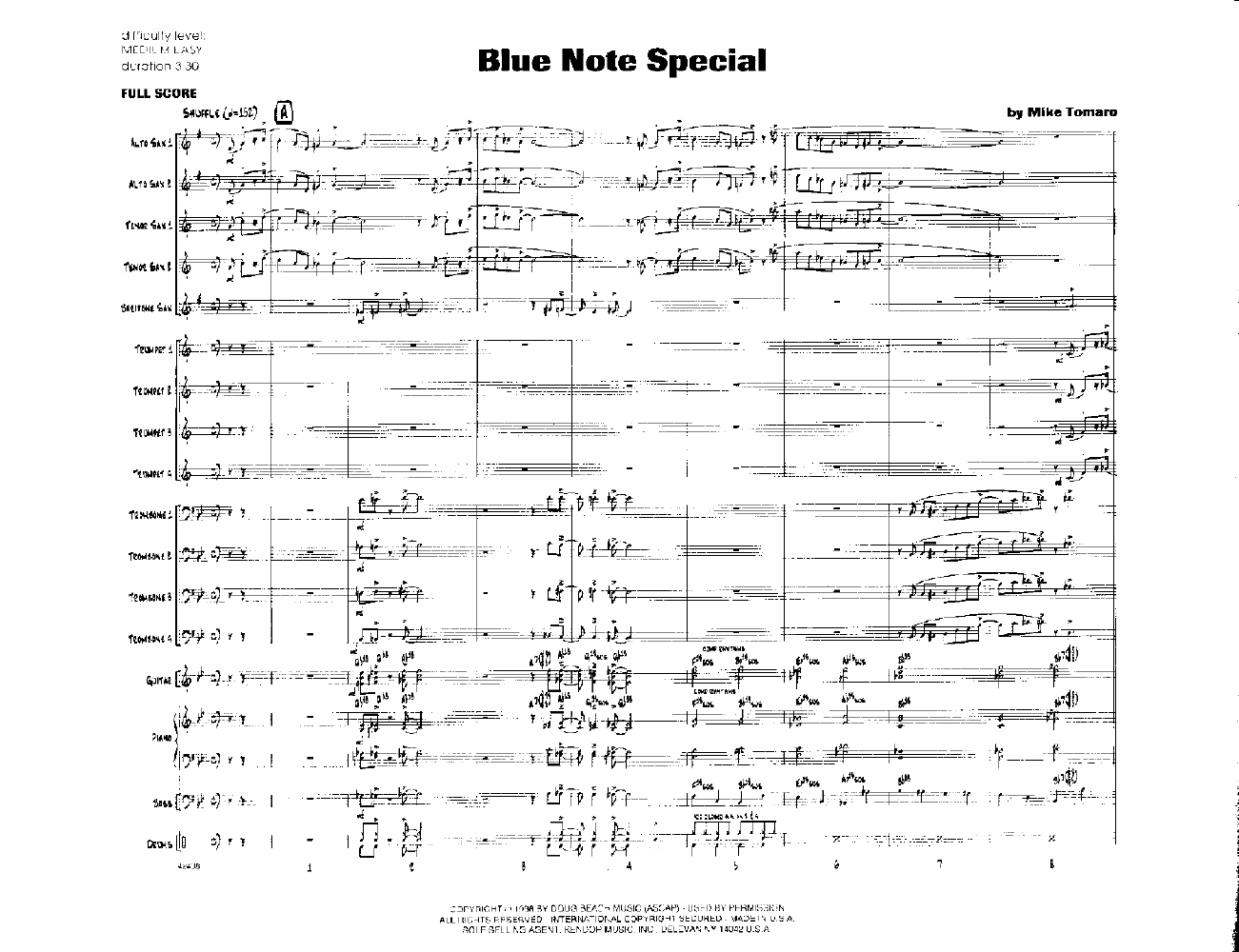 Blue Note Special Thumbnail