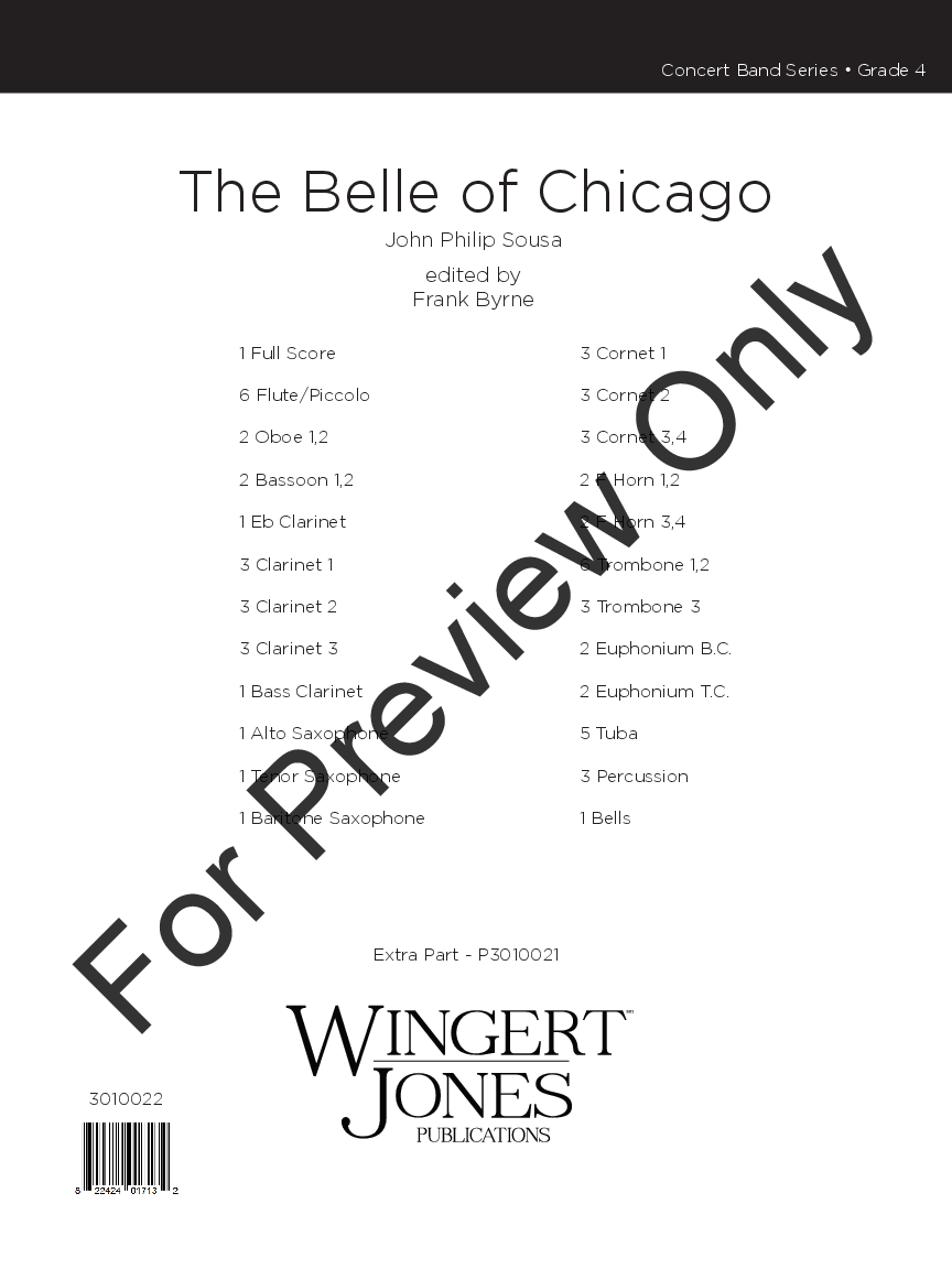 The Belle of Chicago Thumbnail