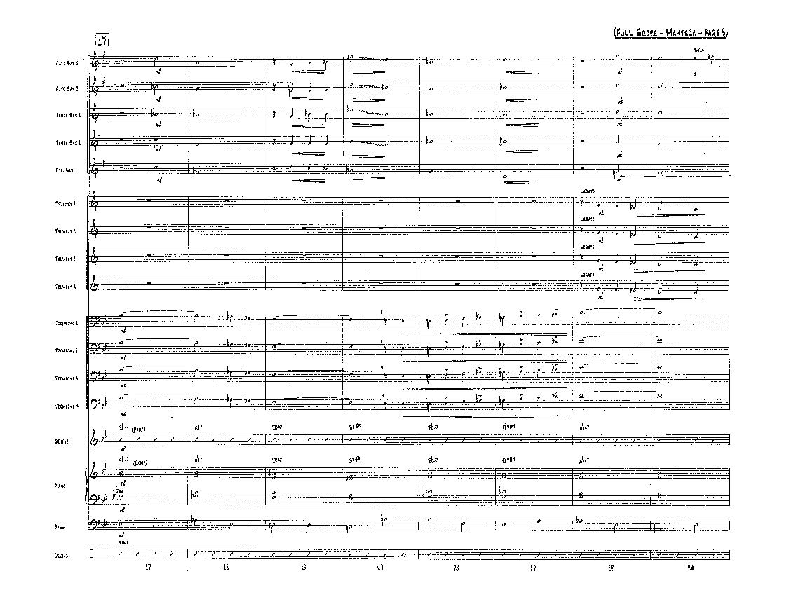 Manteca by Dizzy Gillespie/arr  Steve Owen| J W  Pepper