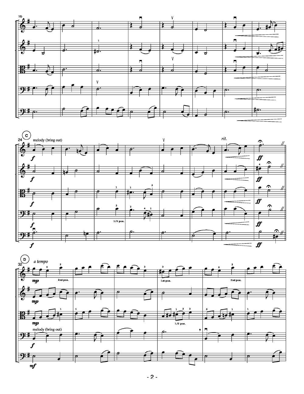 Cello Song Thumbnail