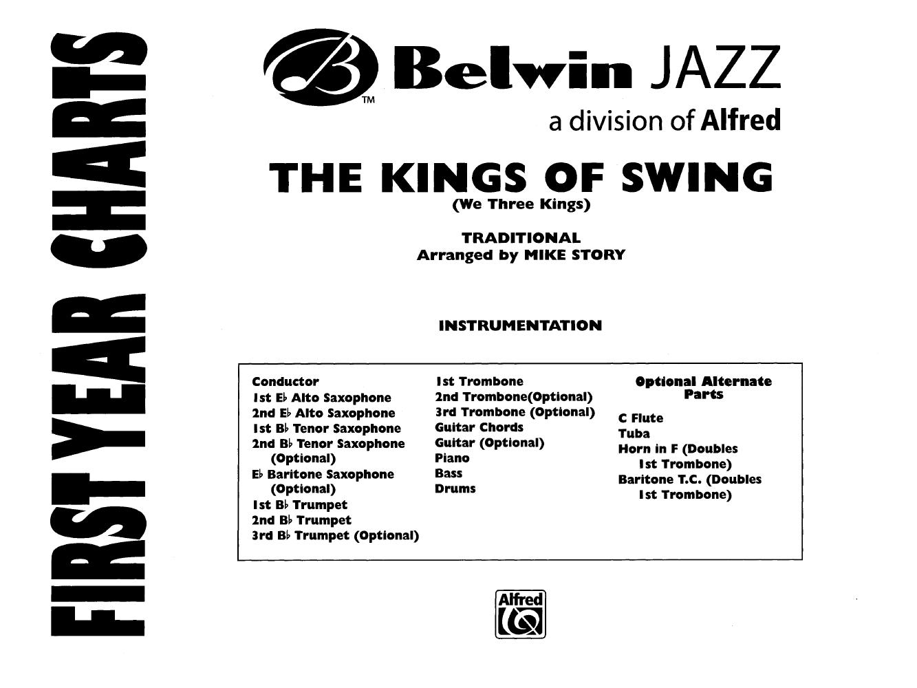 Kings of Swing arr  Mike Story| J W  Pepper Sheet Music