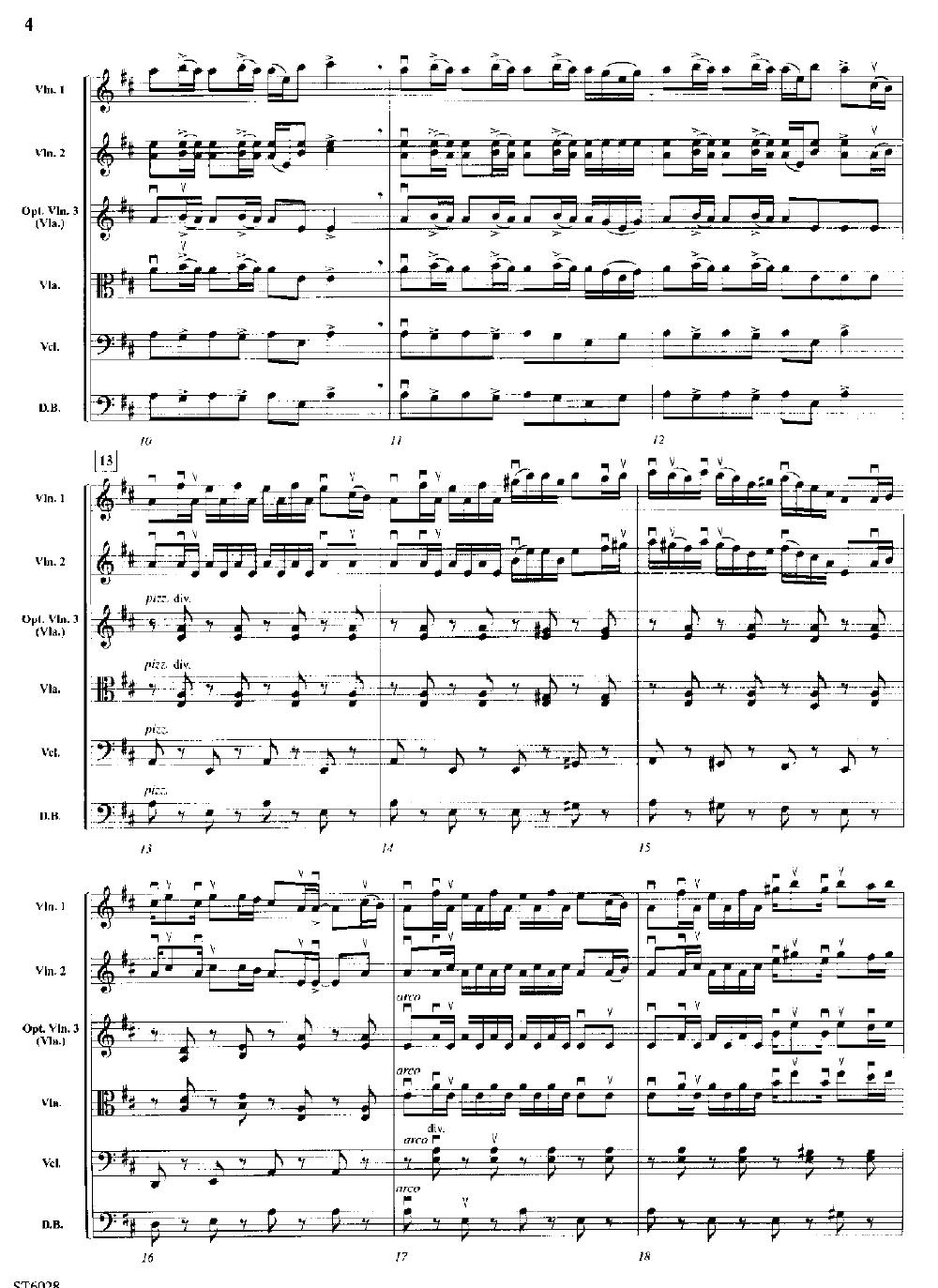 Blue-Fire Fiddler by Soon Hee Newbold| J W  Pepper Sheet Music