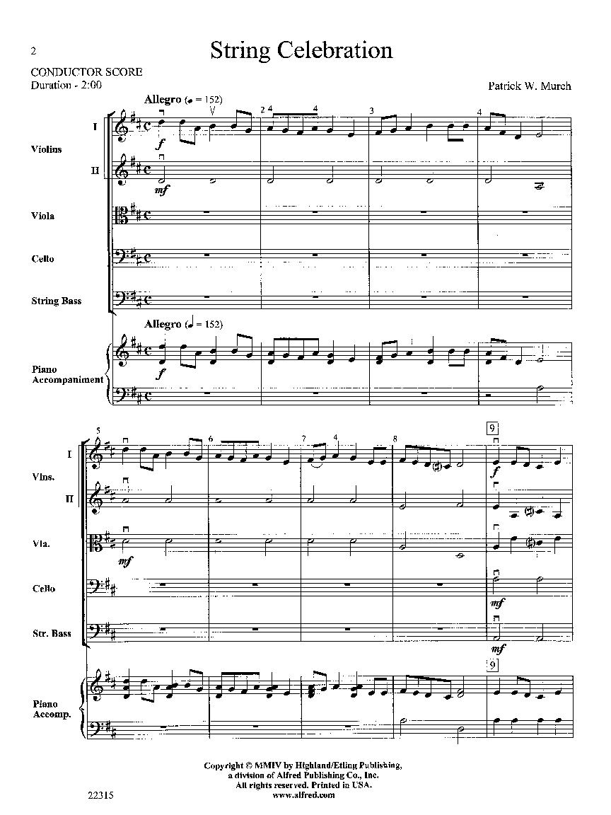 String Celebration Thumbnail