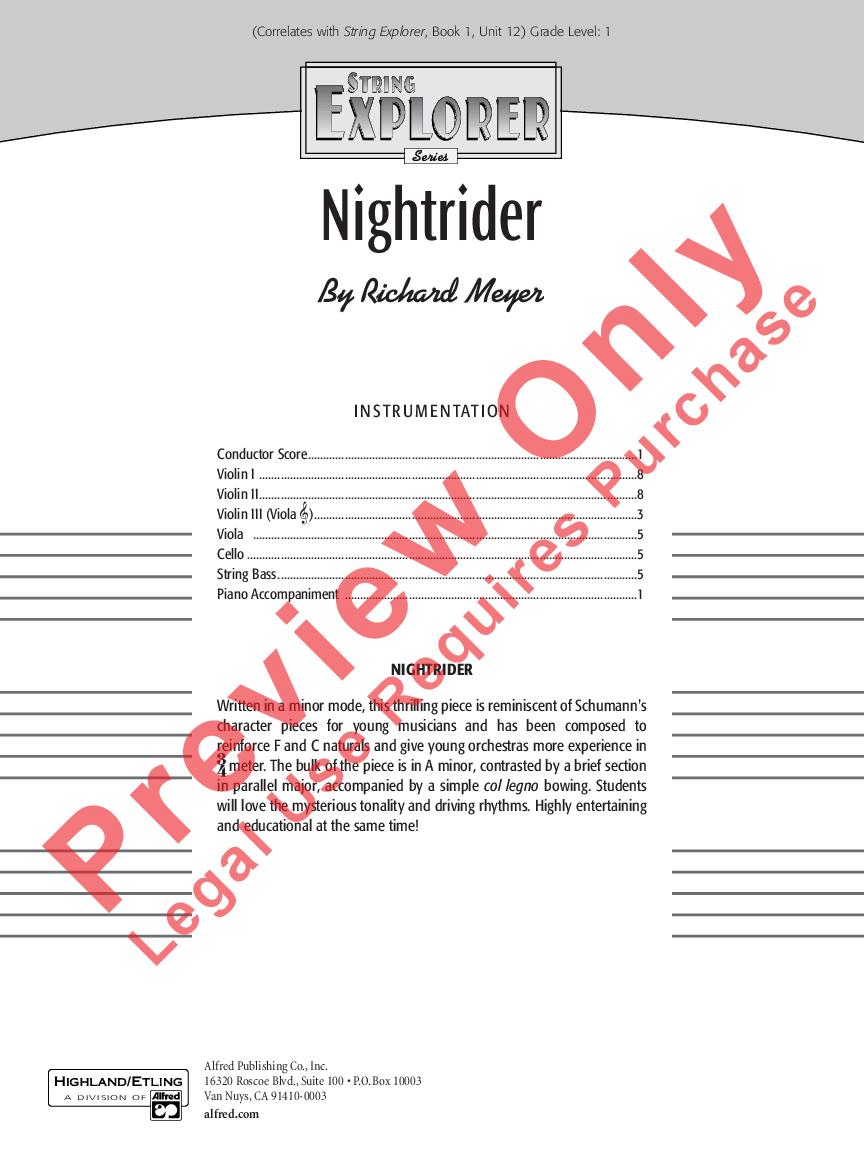 Nightrider Thumbnail