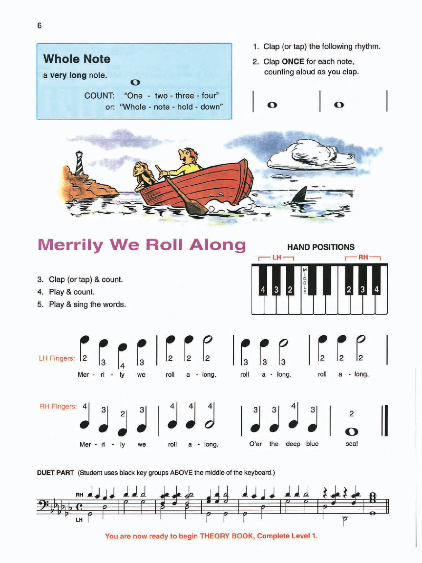 Alfred's Basic Piano Course (Lesson Book) by Will | J W  Pepper Sheet