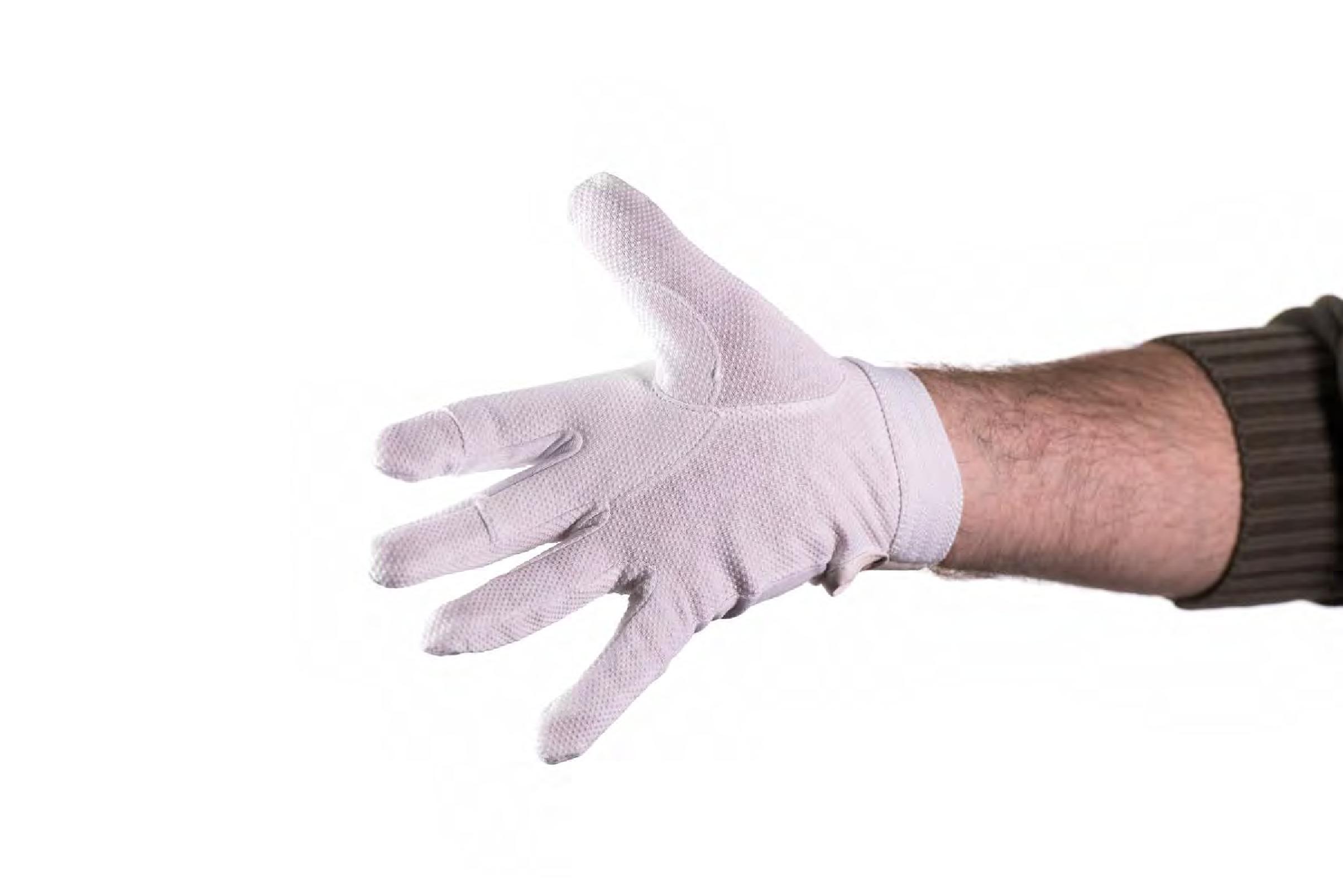 Handbell Gloves - Ultima (XSmall - White)| J W  Pepper Sheet