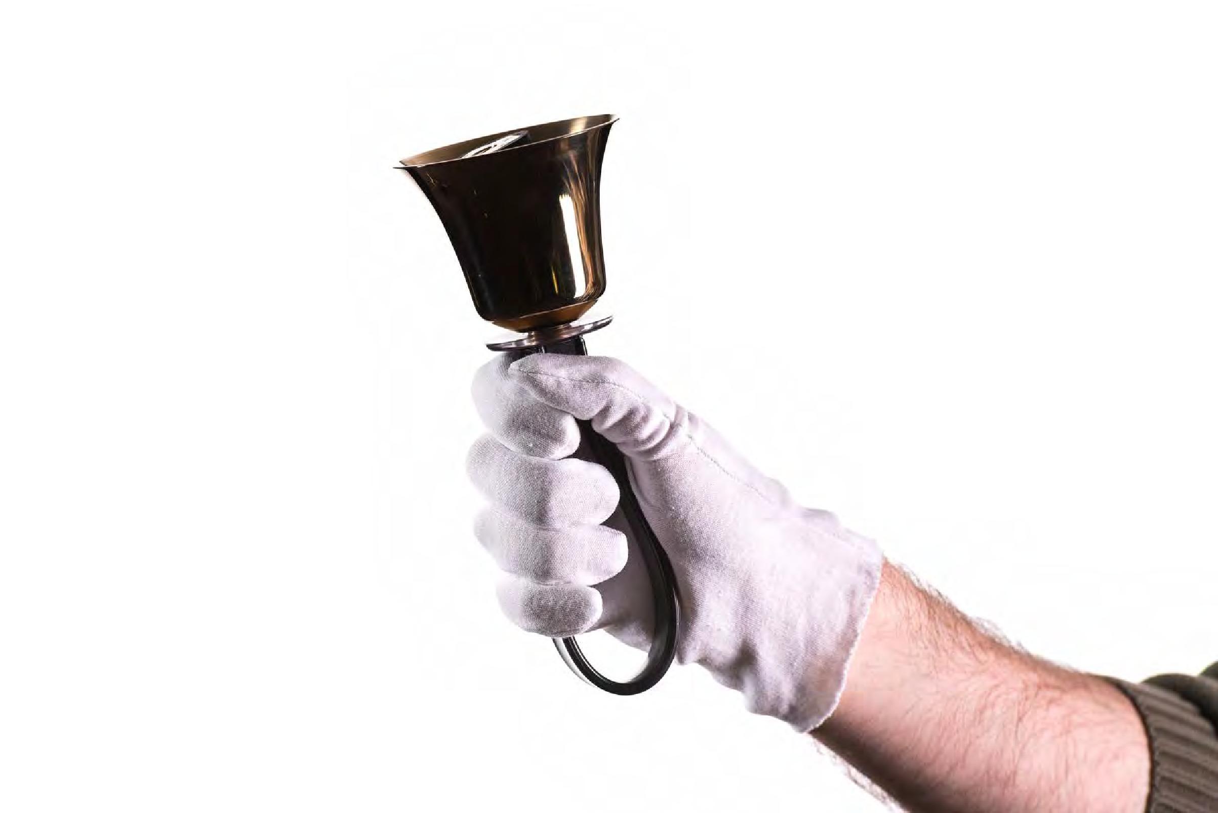 Handbell Gloves - Practice Thumbnail