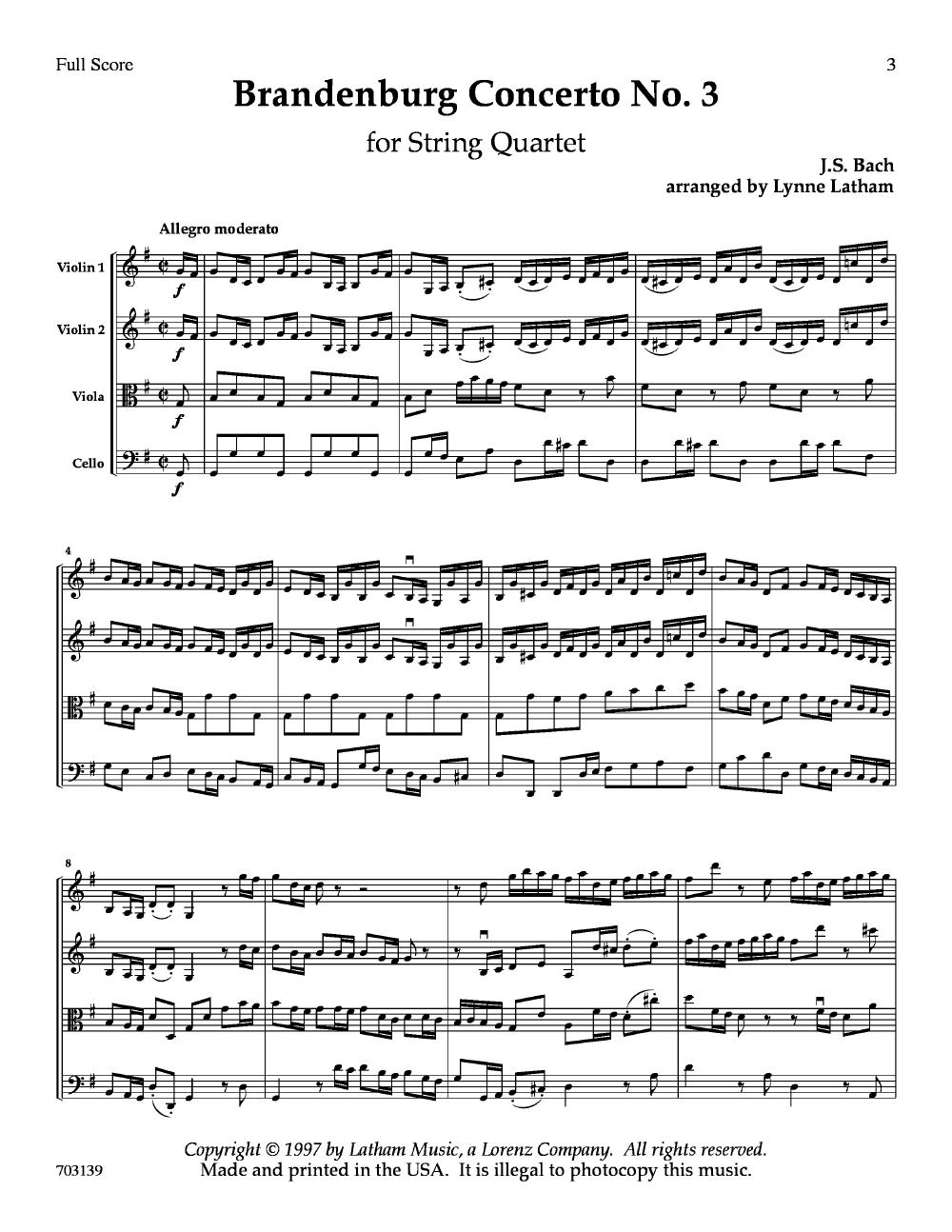 bach brandenburg concerto 2 program notes