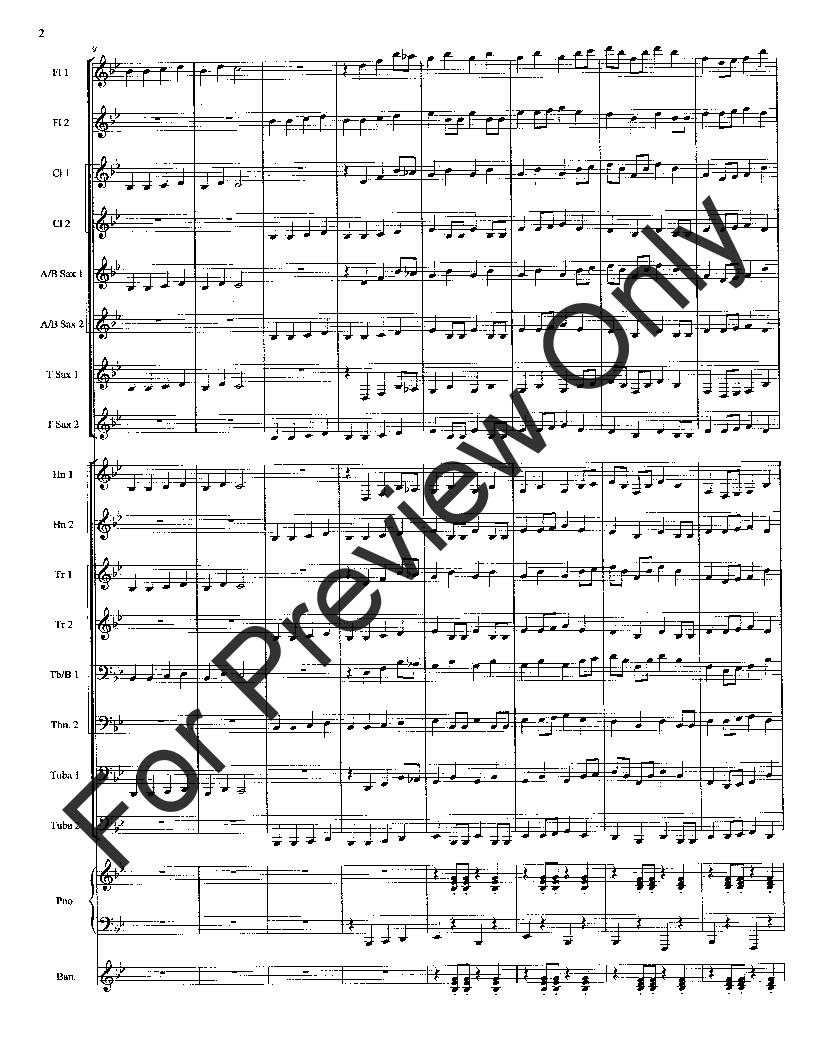 Dueling Tubas (Tuba Duet or combo of 2 | J W  Pepper Sheet Music
