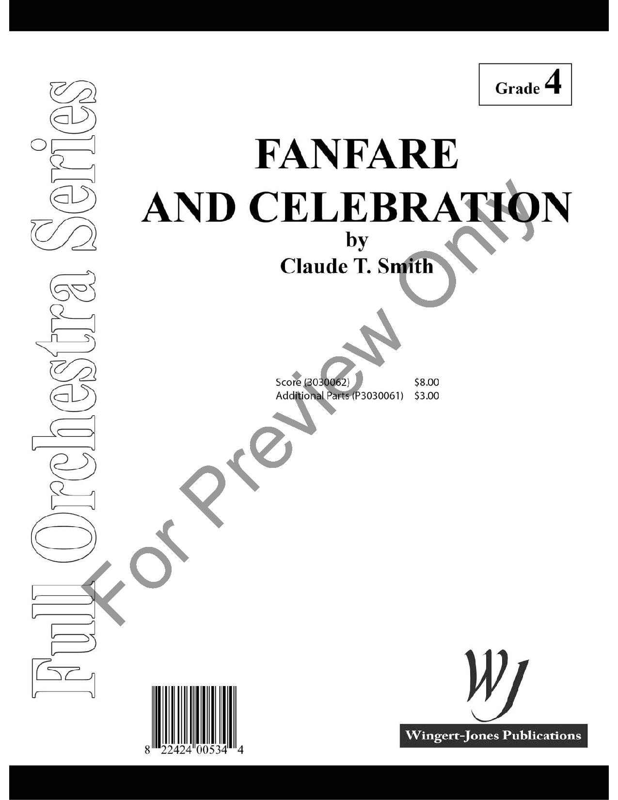 Fanfare and Celebration Thumbnail